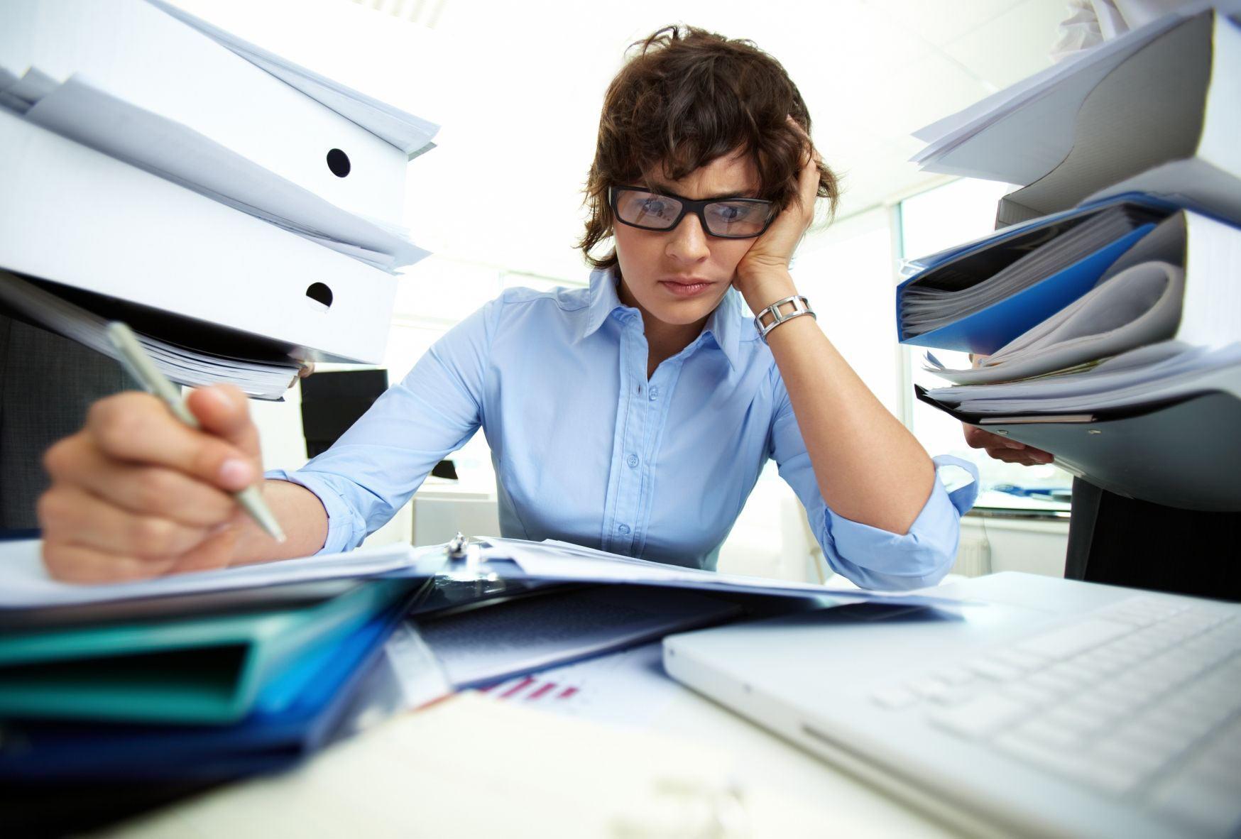 как заставить бухгалтера работать