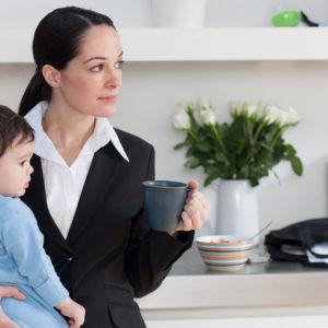 Детский сад на работе: три ловушки для работодателя