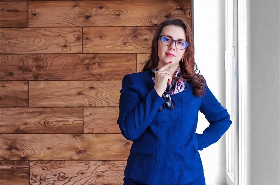 Оксана Дажун, бизнес-психолог, основатель «Школы профессионального владельца бизнеса»