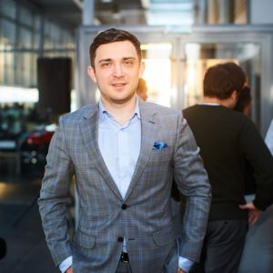 Спикер: Калашников Андрей, предприниматель
