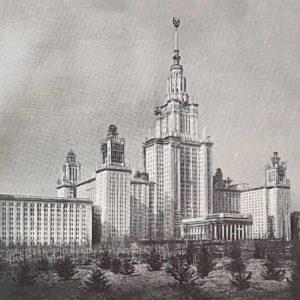 01.12.19г. в 20.00. Бесплатный вебинар: Архитектура СССР. Сталинский период