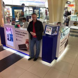 История успеха: Юрий Говоров, бизнес по франшизе «Pedant»