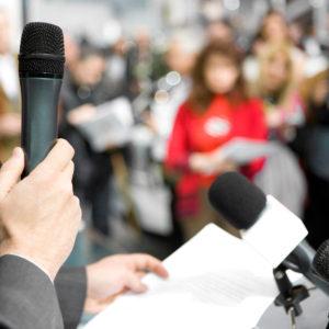 Простые способы заинтересовать аудиторию при публичном выступлении