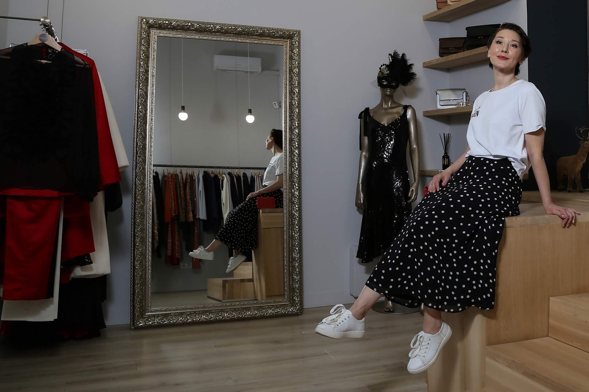 Елена Казакова, практикующий имиджмейкер-стилист