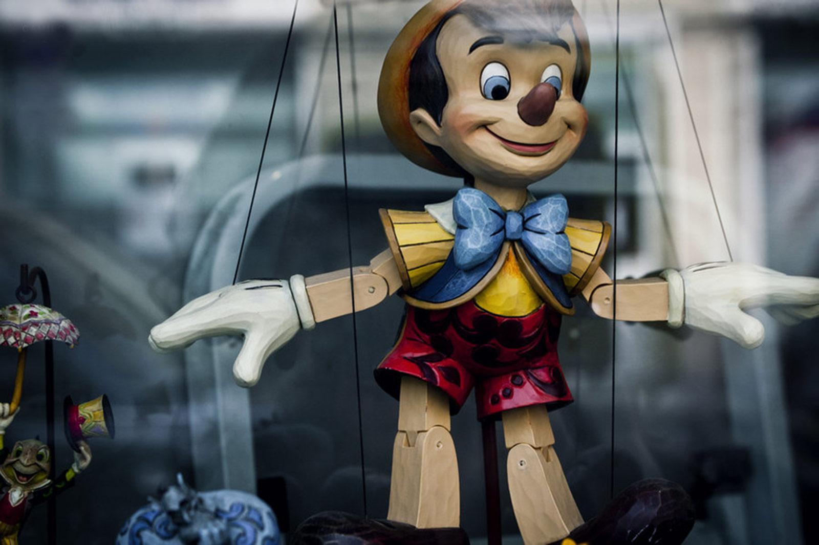 Вебинар: Кукол дергают за нитки