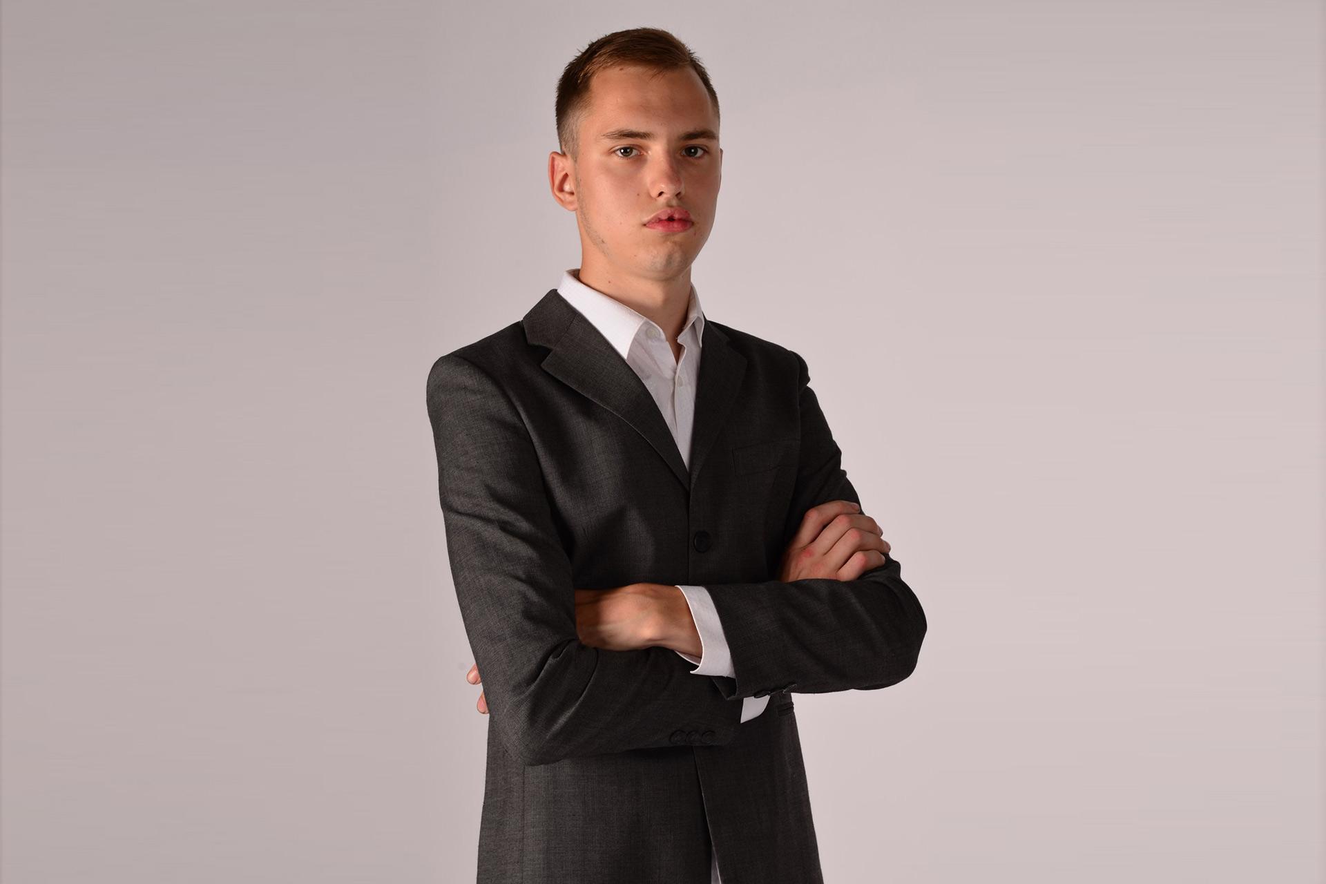 Юрий Фатеев, владелец нескольких интернет-магазинов в Европе