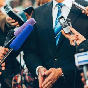 16.07.20г. в 16.00. Бесплатный вебинар: 14 шагов к проведению пресс-конференции онлайн