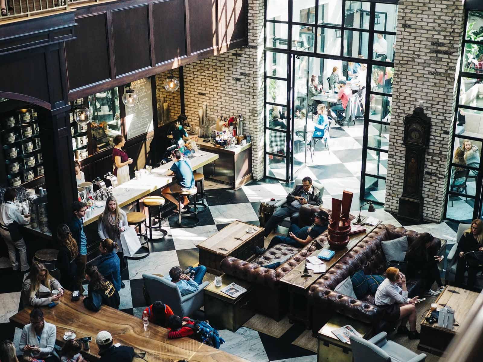 Вебинар: Создаем идеальную концепцию кофейни