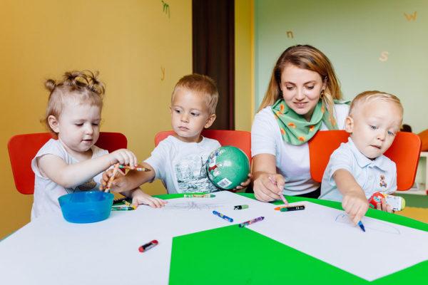 Франшиза Полиглотики - детские языковые центры