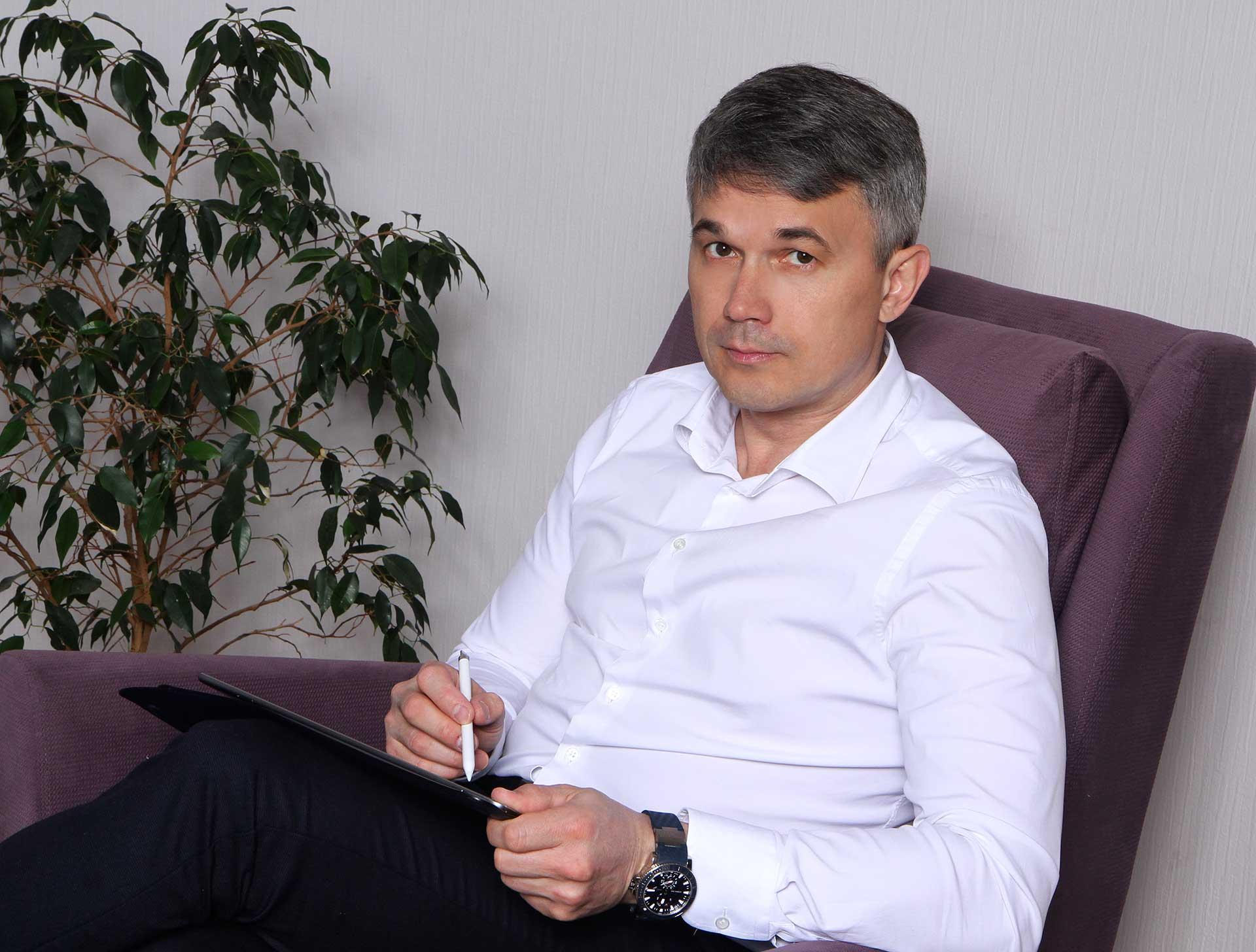 Линар Гарифуллин, эксперт в сфере здравоохранения