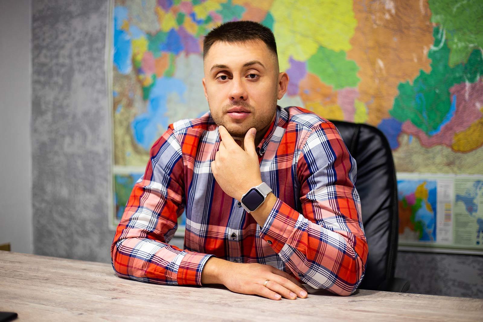 История успеха: Андрей Герасимов, сеть пекарен «Дом Хлеба»