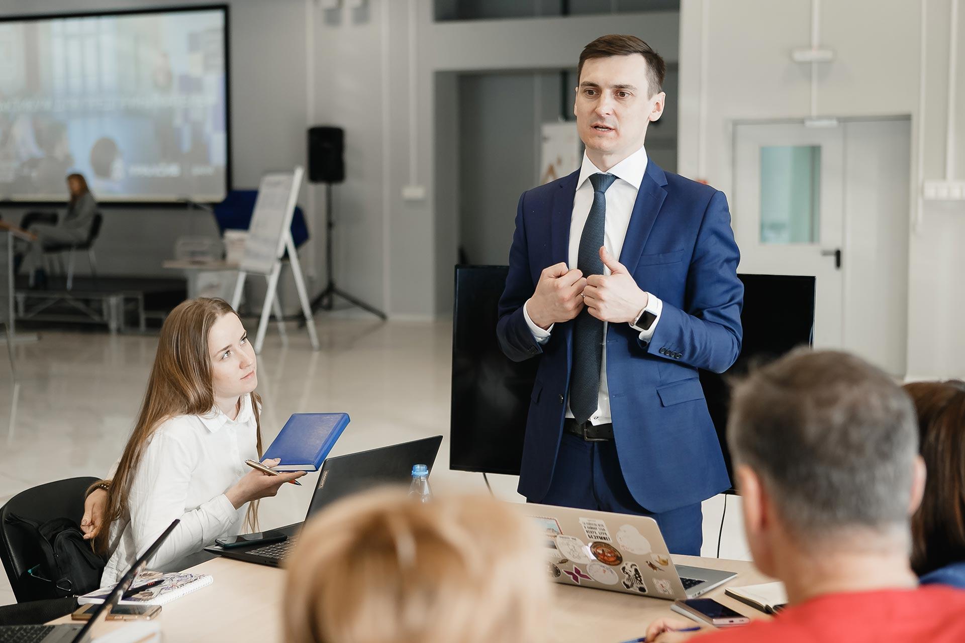 Павел Боревич, эксперт в интернет-маркетинге, основатель digital-агентства Градус