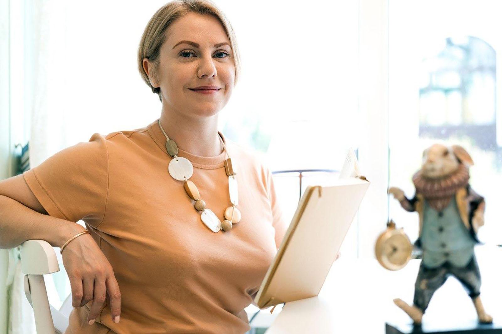 Юлия Мурашова - сертифицированный коуч в сфере создания и развития личного бренда