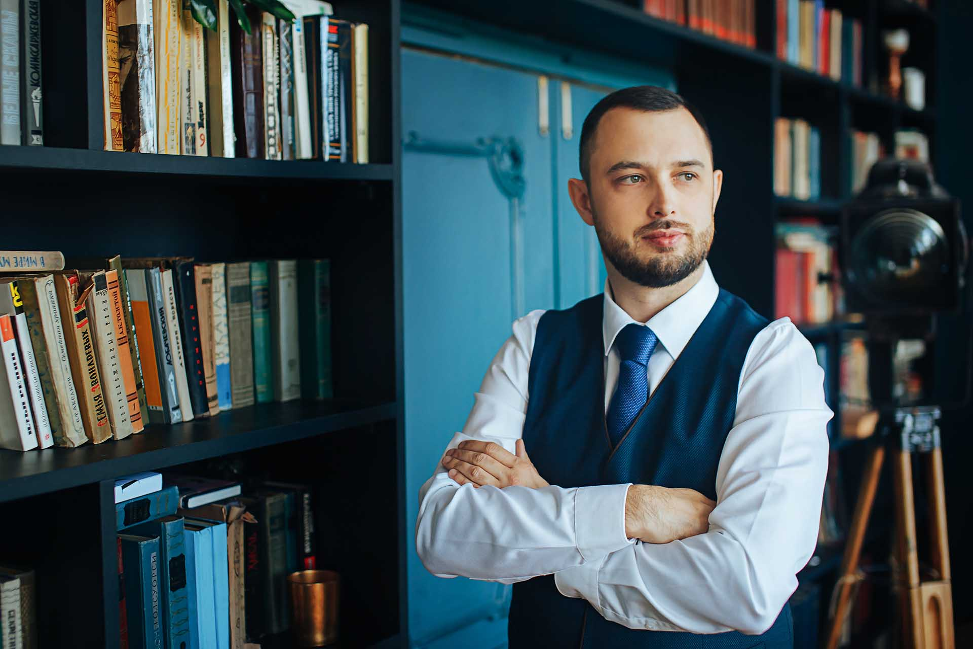 Андрей Саунин, адвокат с 15-ти летним практическим опытом защиты интересов предпринимателей