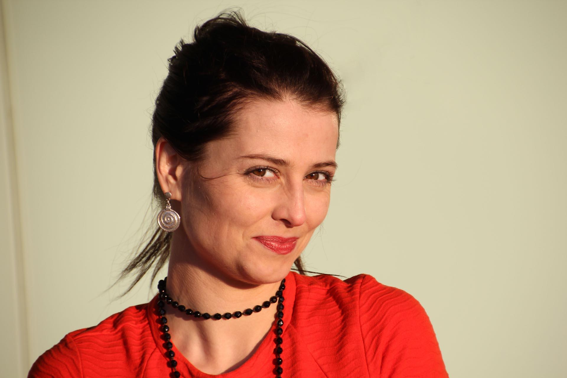 Ольга Лицкевич. Билингв (русский и испанский родные)