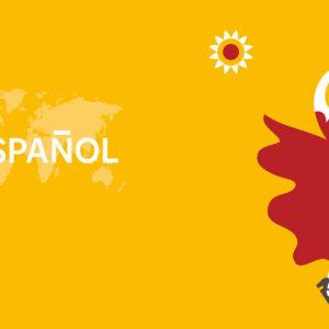 18.11.20г. в 12.00. Вебинар: Испанский язык, с чего начать обучение?