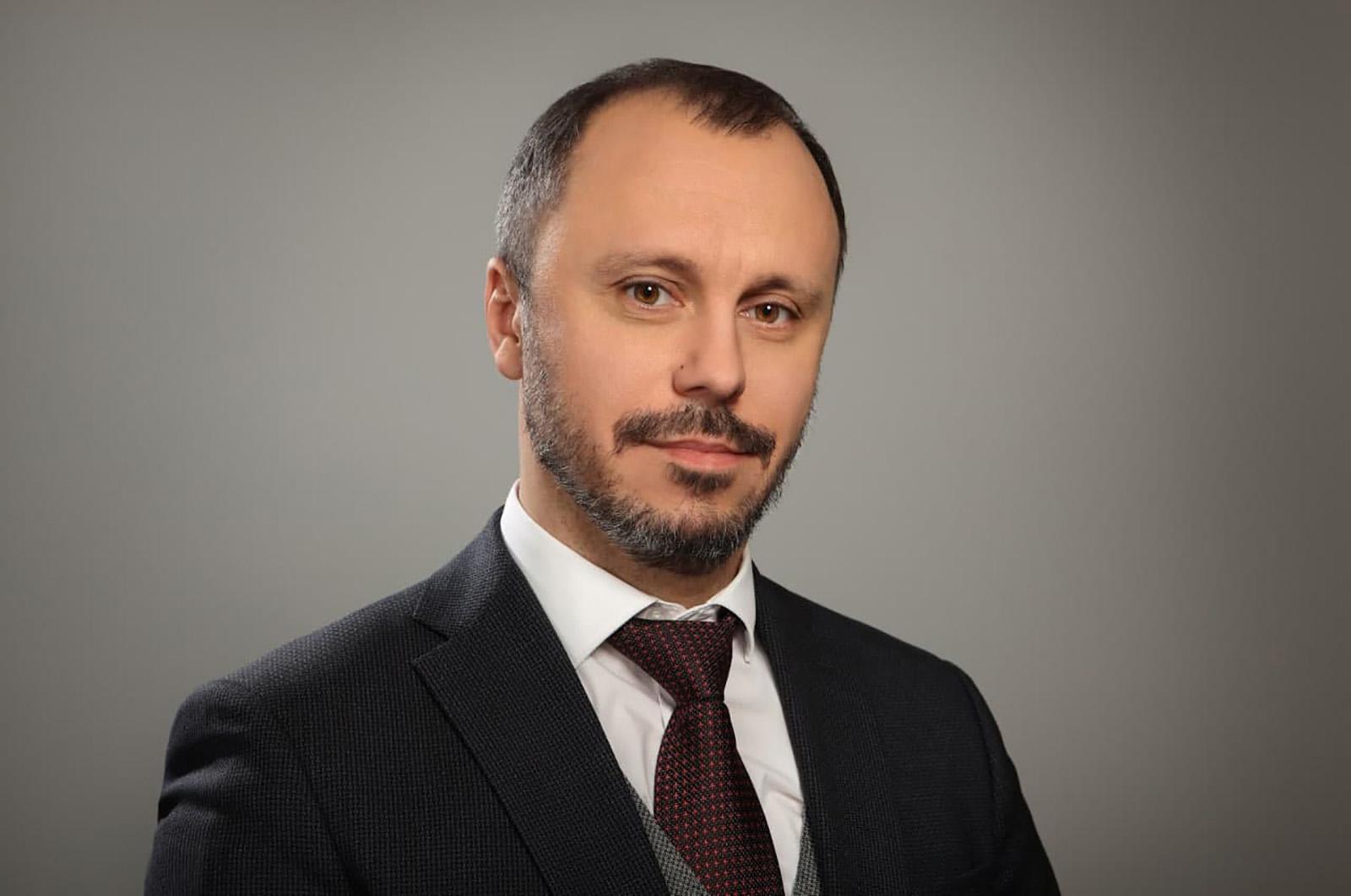 Александр Владиславович Андросов, генеральный директор компании «Призма Пик»