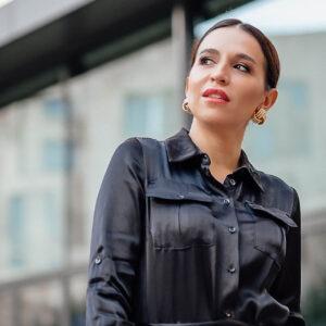 Спикер: Рафикова Алена, предприниматель и бизнес-вумен