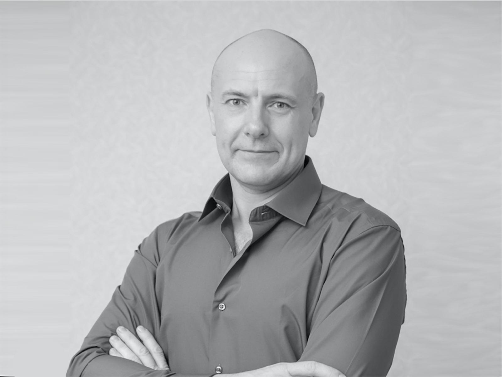 Георгий Гунтер, со-основатель компании DistingTec