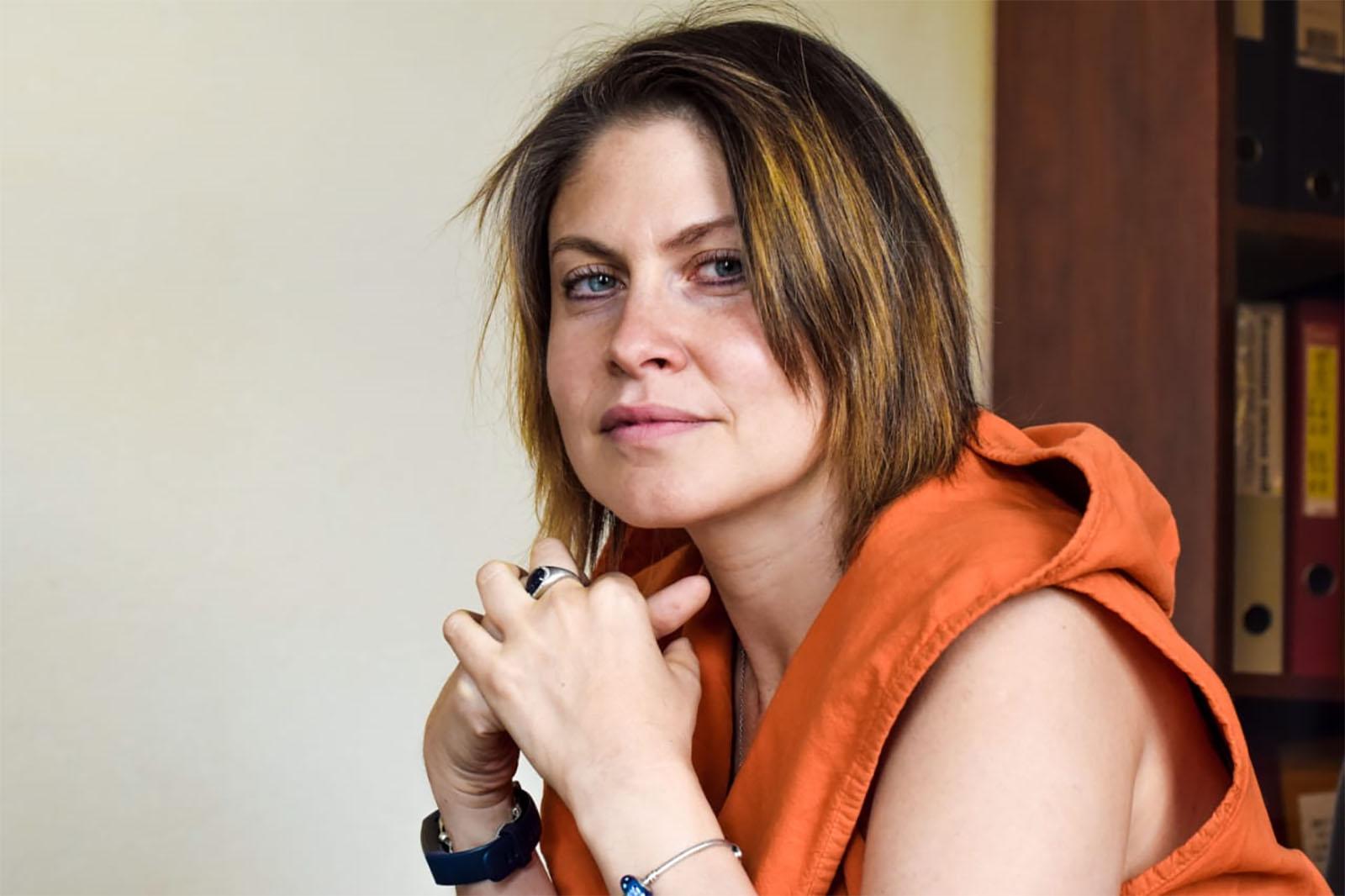 Марина Богомягкова, основатель Медиа Мастерской