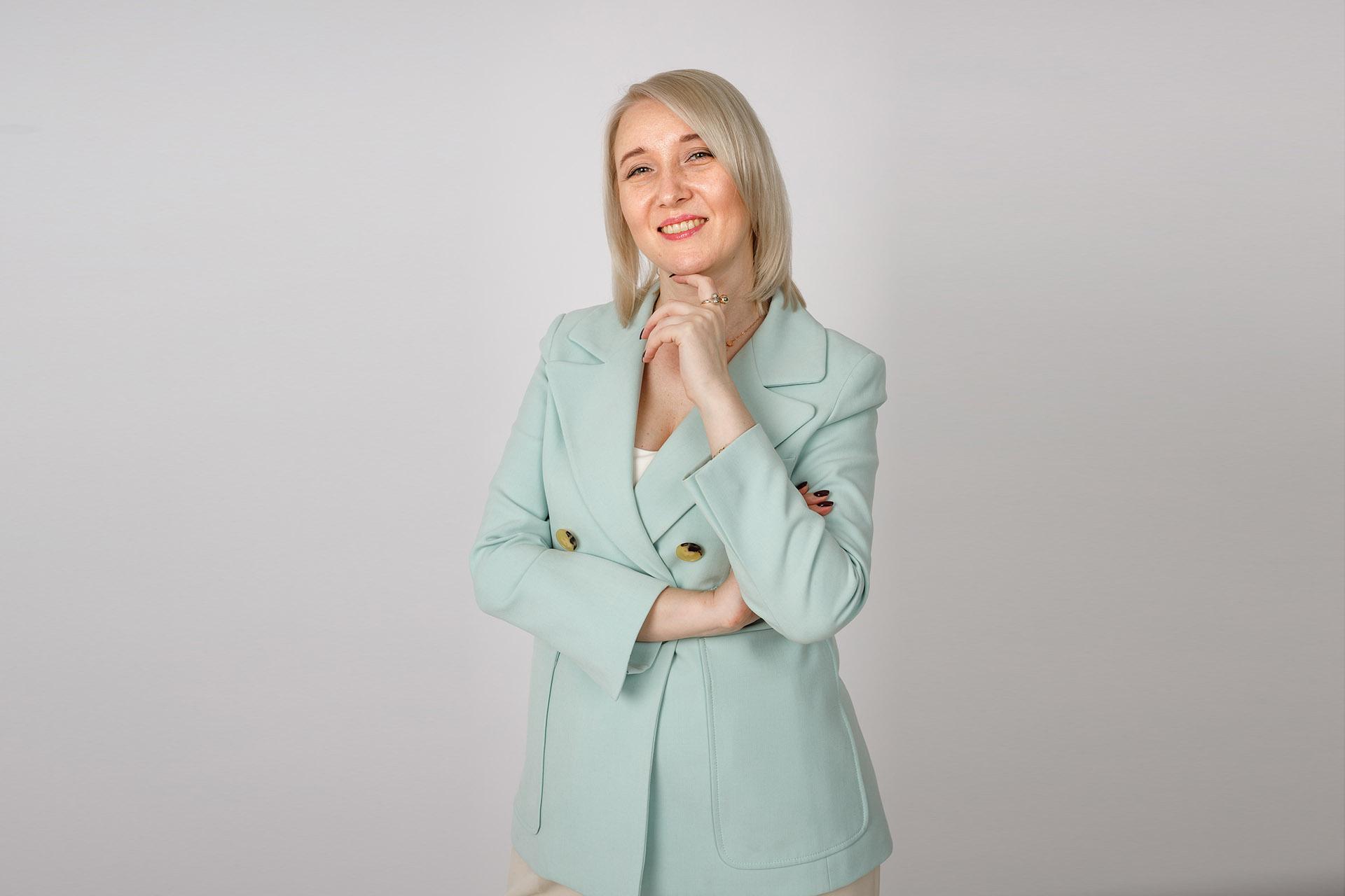 Марина Дяченко. Как замотивировать команду и масштабировать бизнес