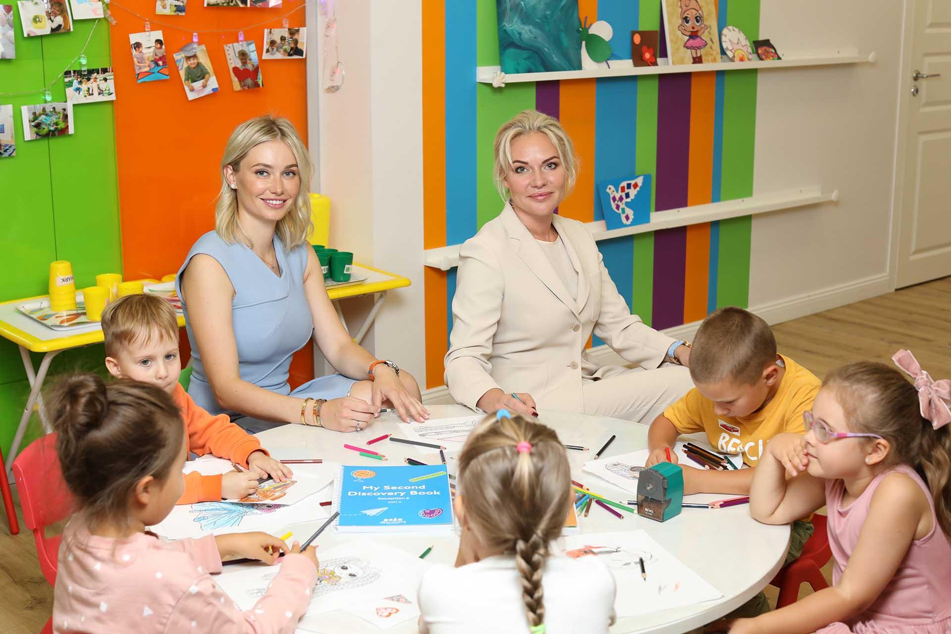 Как создать успешную сеть франшиз: опыт Preschool Discovery
