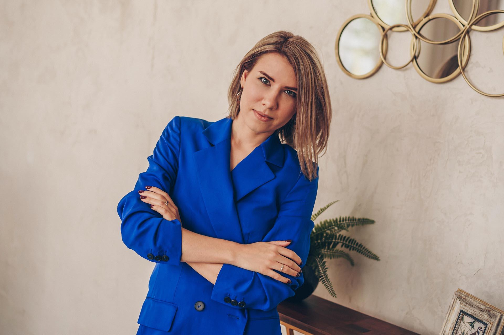 Александра Цапко. Системный интернет-маркетинг для бизнеса