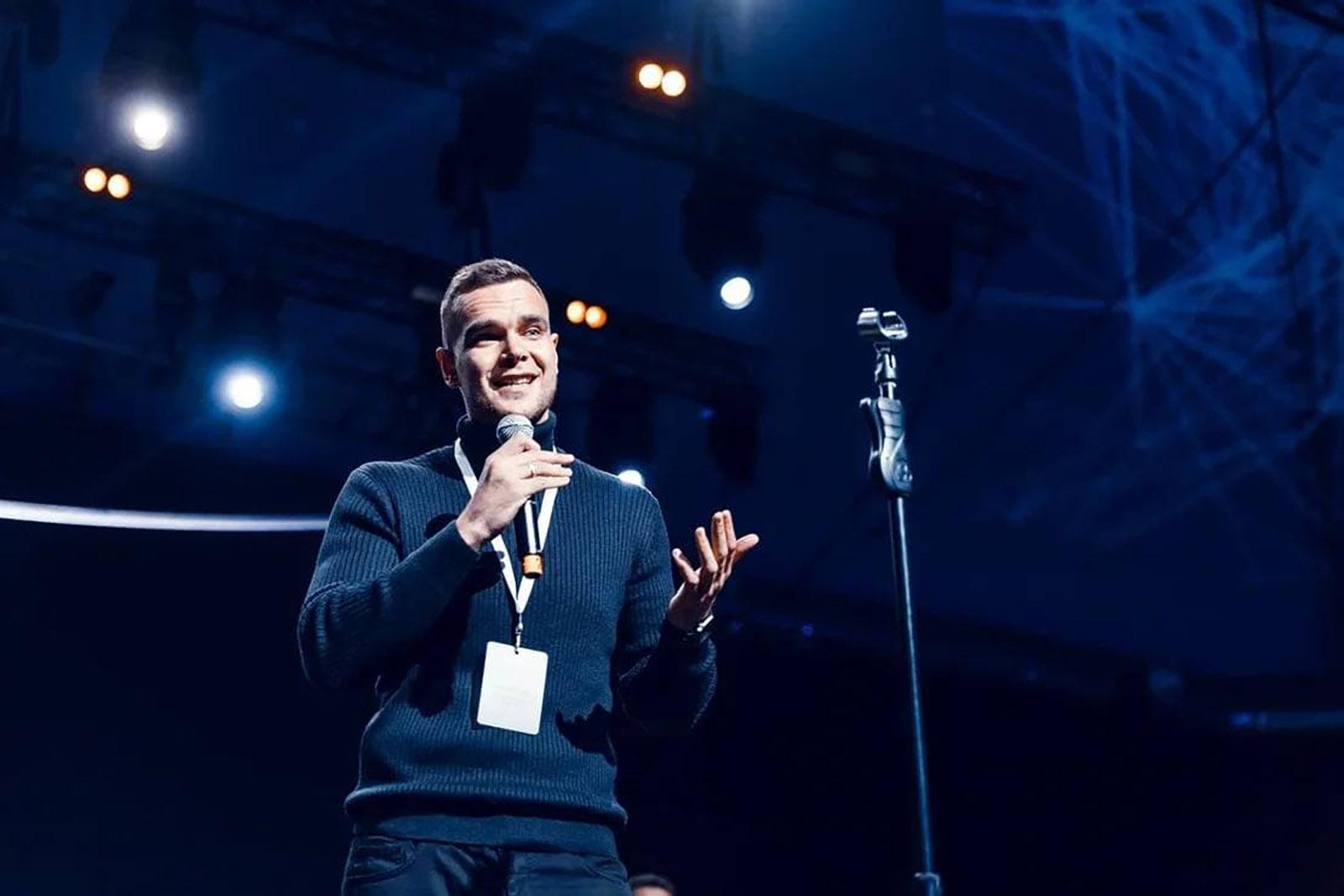 Максим Васильев - серийный предприниматель, частный инвестор