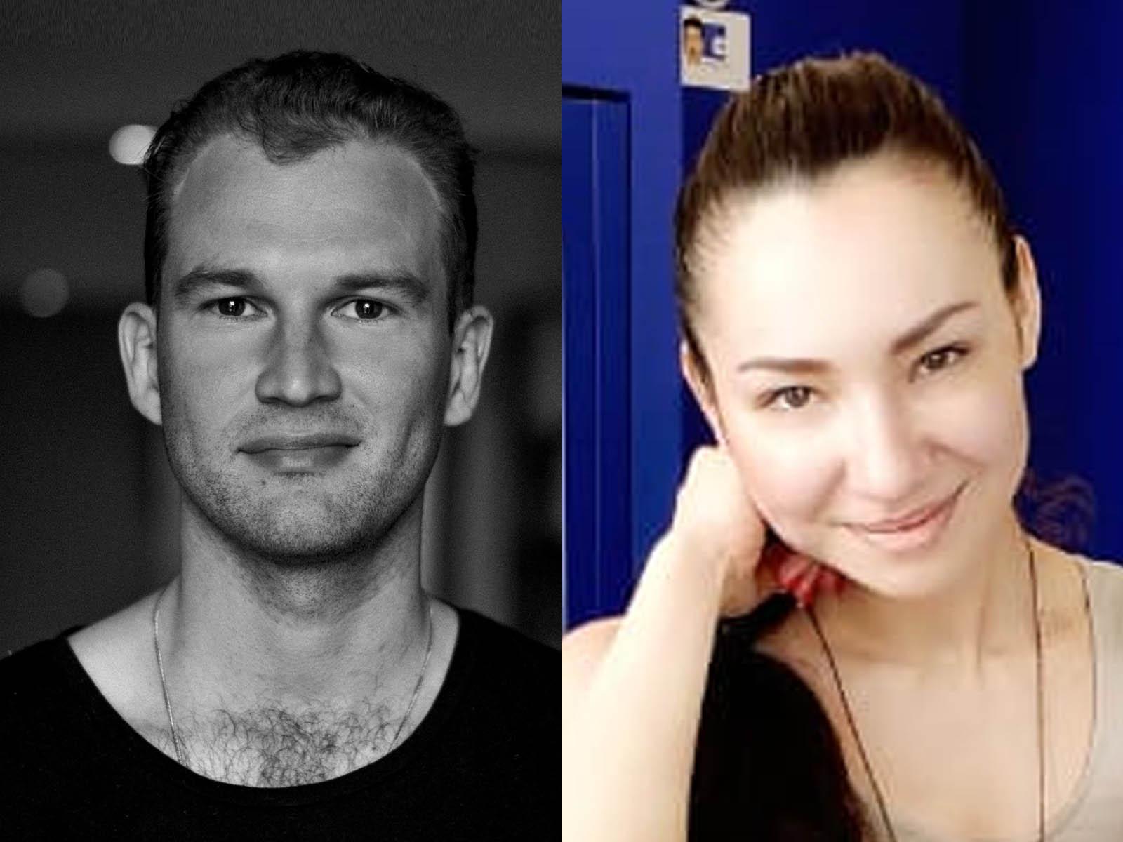 Марк Каменских и Юлия Сатдарова