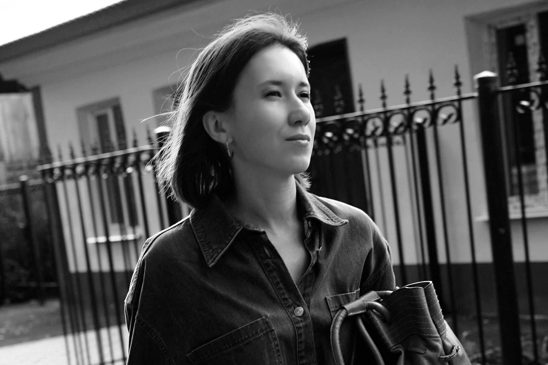 Юлия Диброва, бренд-стратег, занимающийся индивидуальной практикой и персональным брендингом