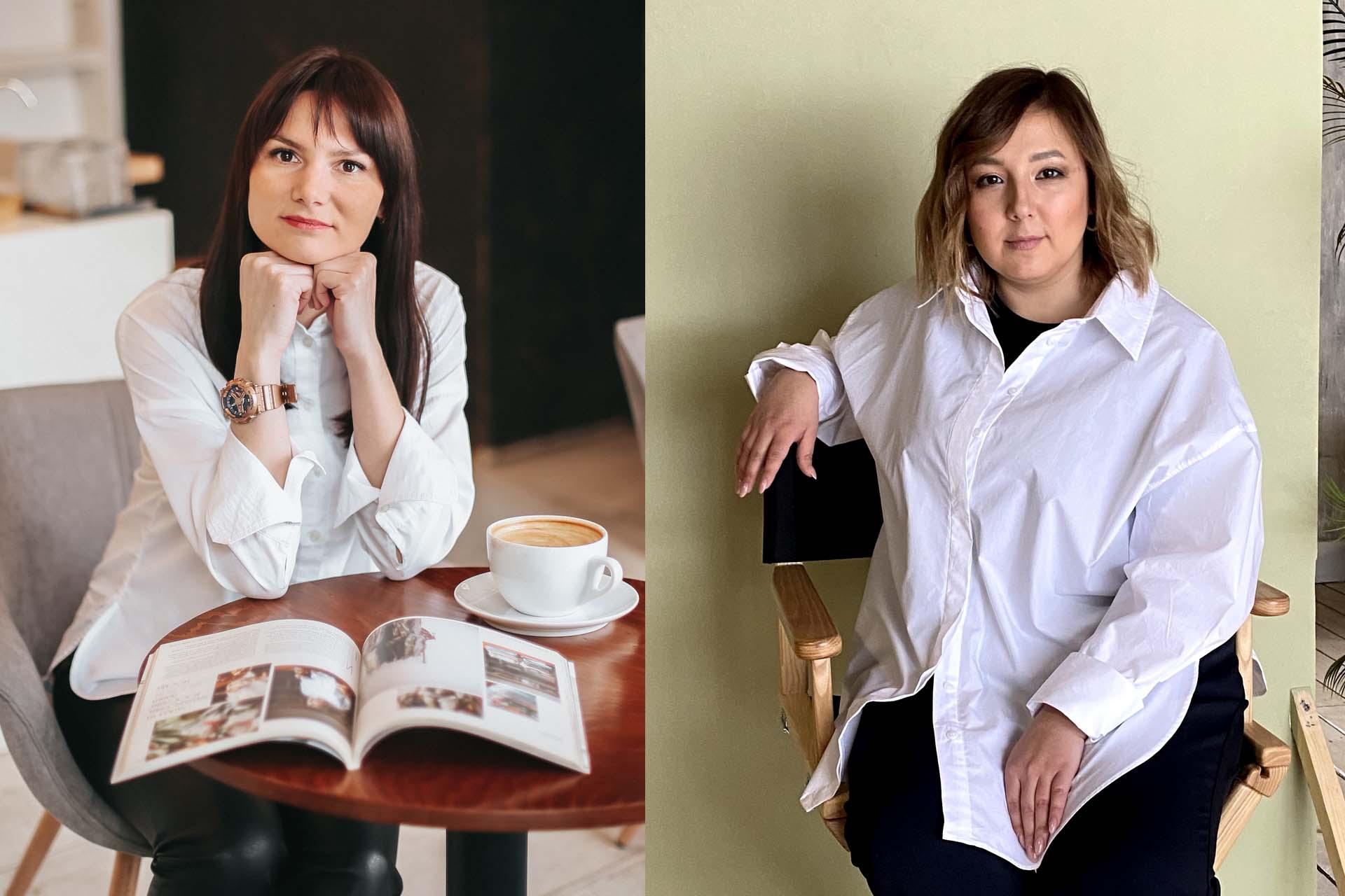 Анастасия Косырева и Анна Мелешкина. Коучинговый подход в управлении