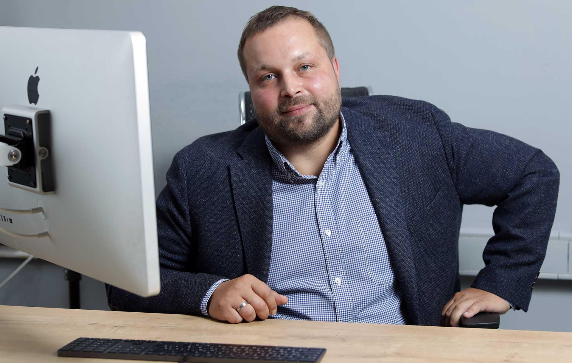 Дмитрий Голубовский, CEO&Owner Tages Jump