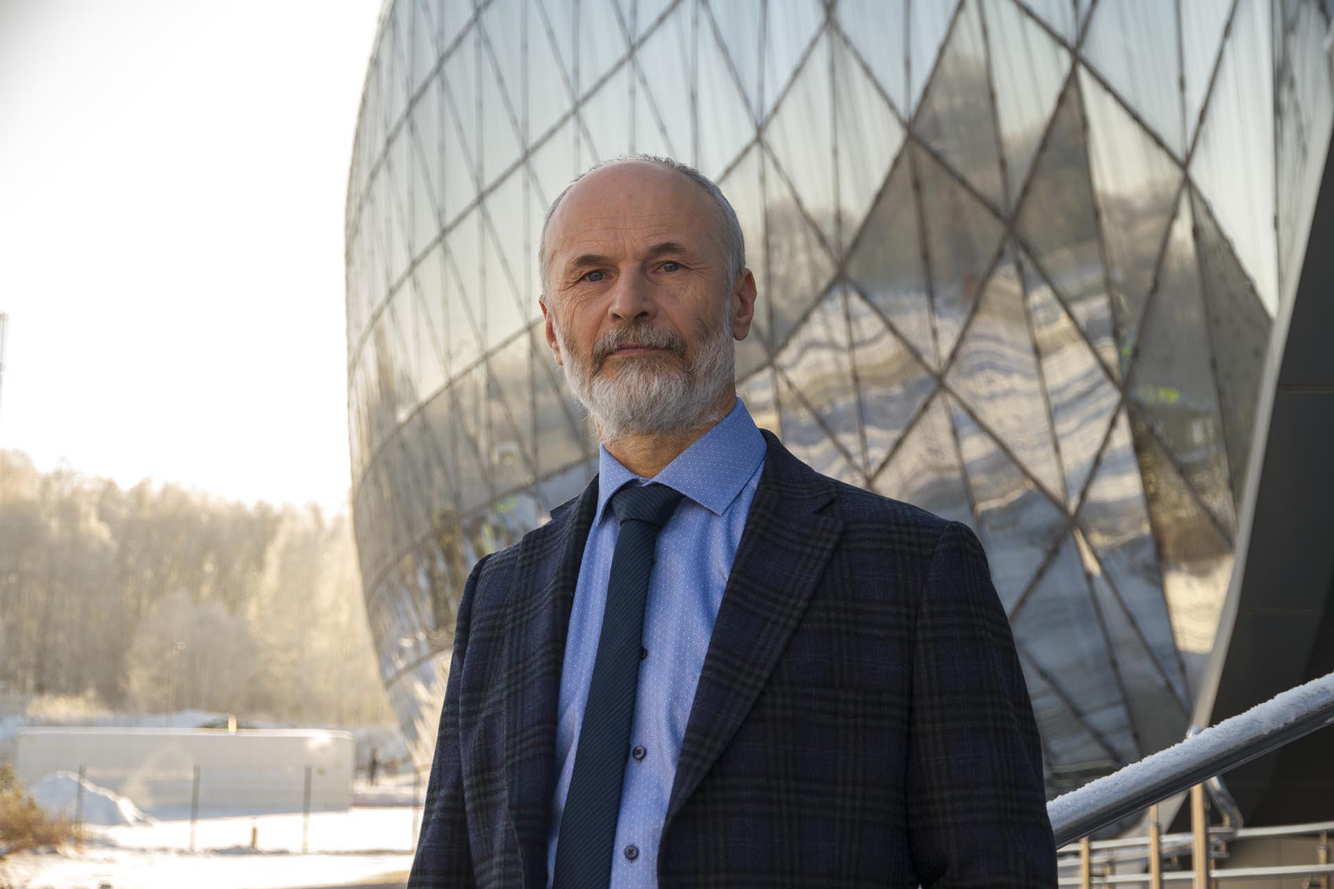 Владислав Петрович Ильин, генеральный директор компании «Био-Веста»