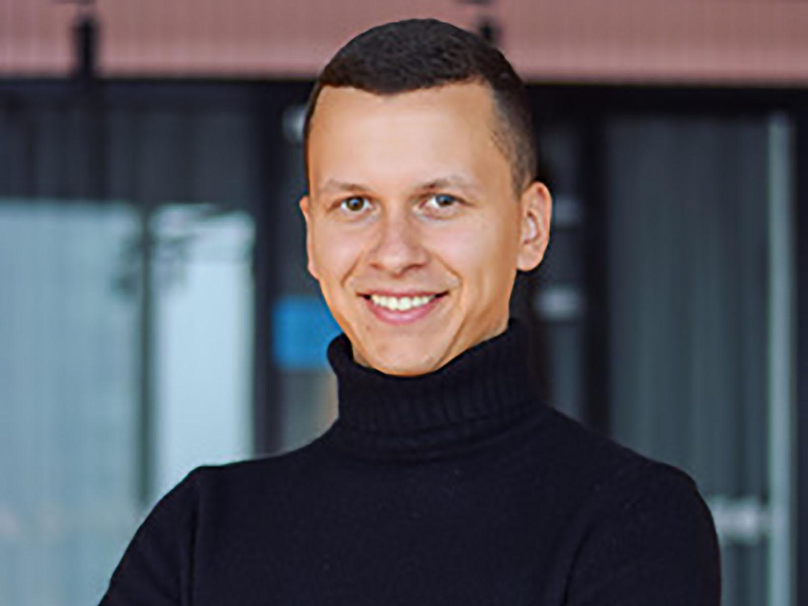 Андрей Командин — владелец маркетингового агентства Marketpeak