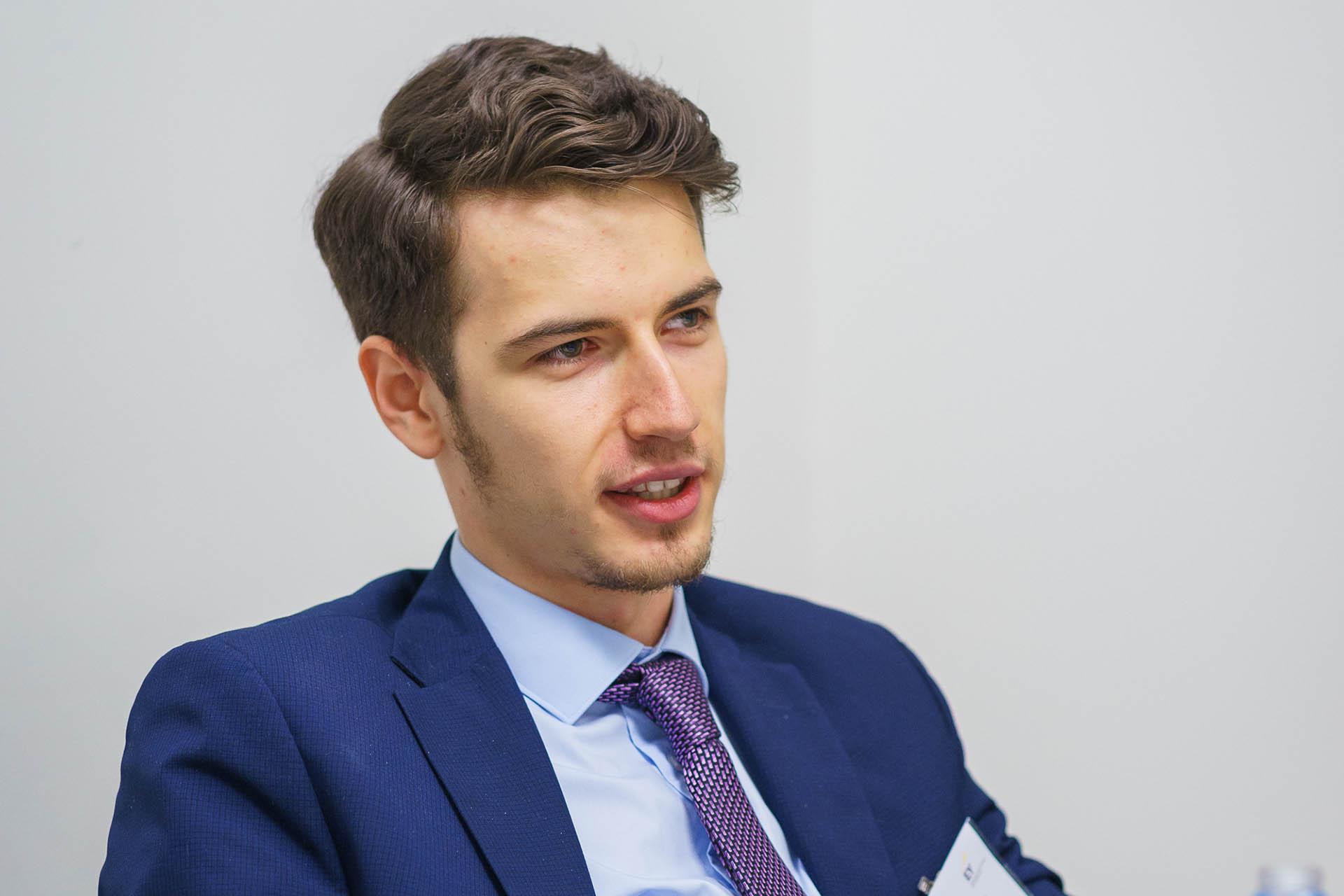 Никита Шиянов, основатель и генеральный директор IT-компании Want Result