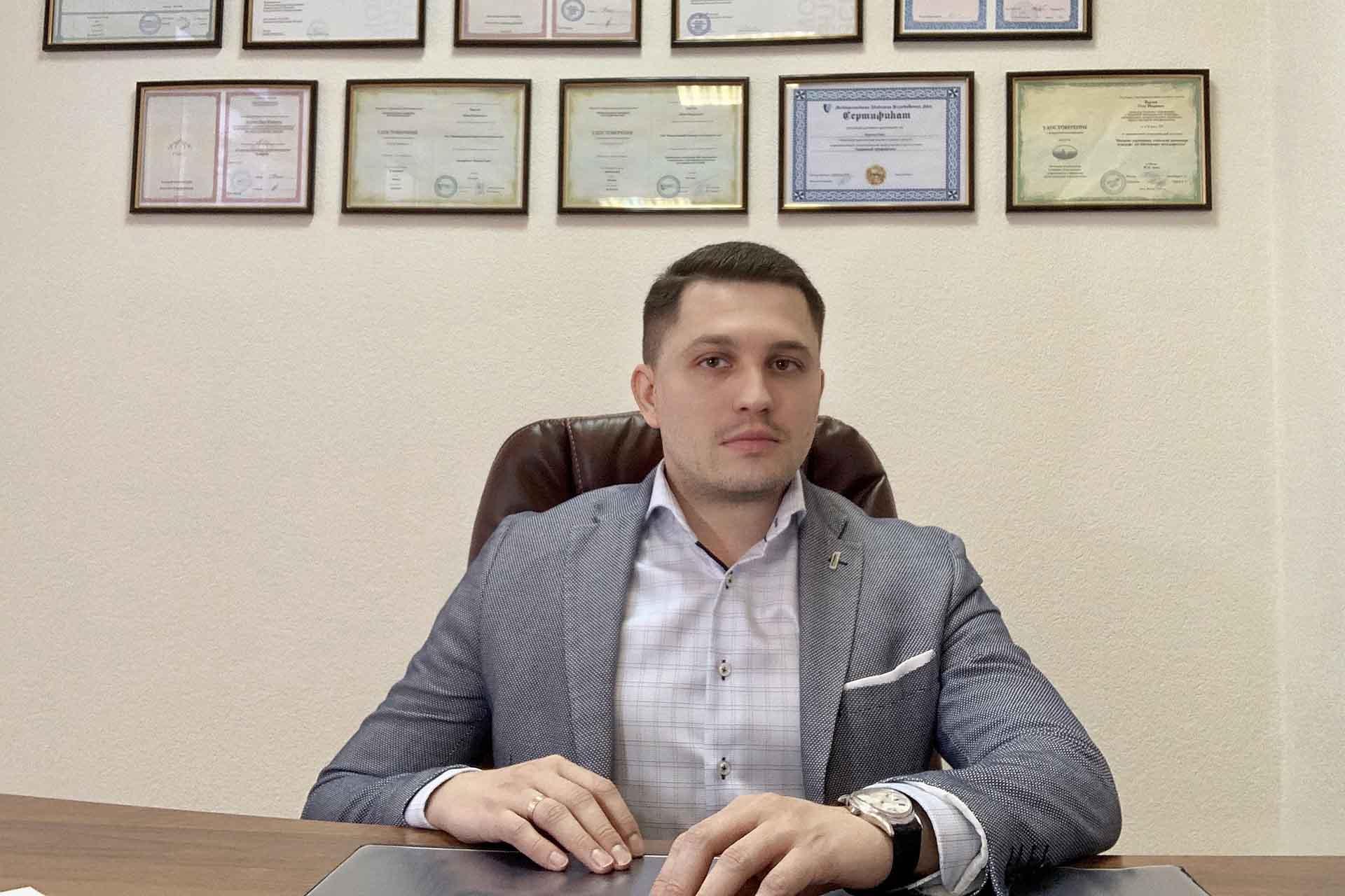Олег Карпов - специалист по hr-безопасности, полиграфолог, профайлер, специалист по детекции лжи