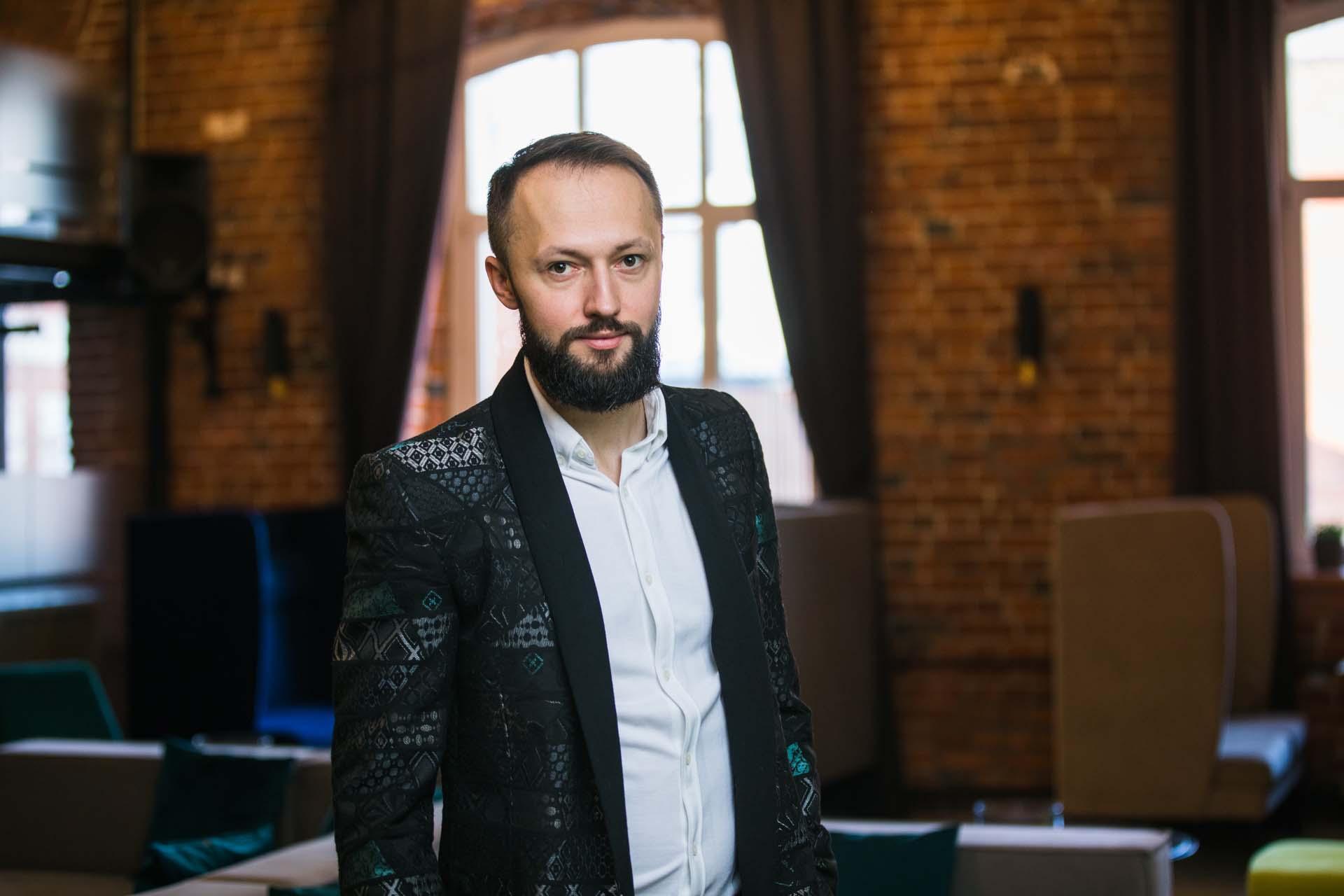Алексей Галицкий, собственник компании по подбору персонала UP business