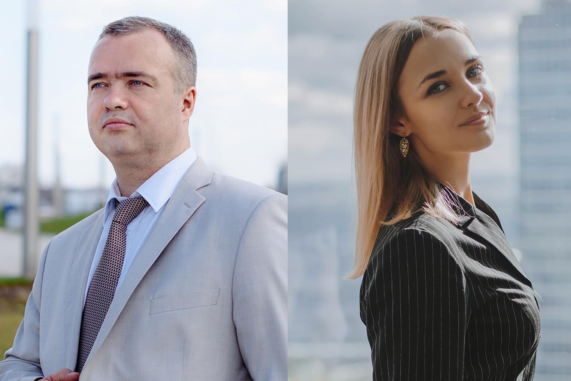 Павел Трошкин и Юлия Трошкина. Многорукий руководитель: как все успевать и контролировать?