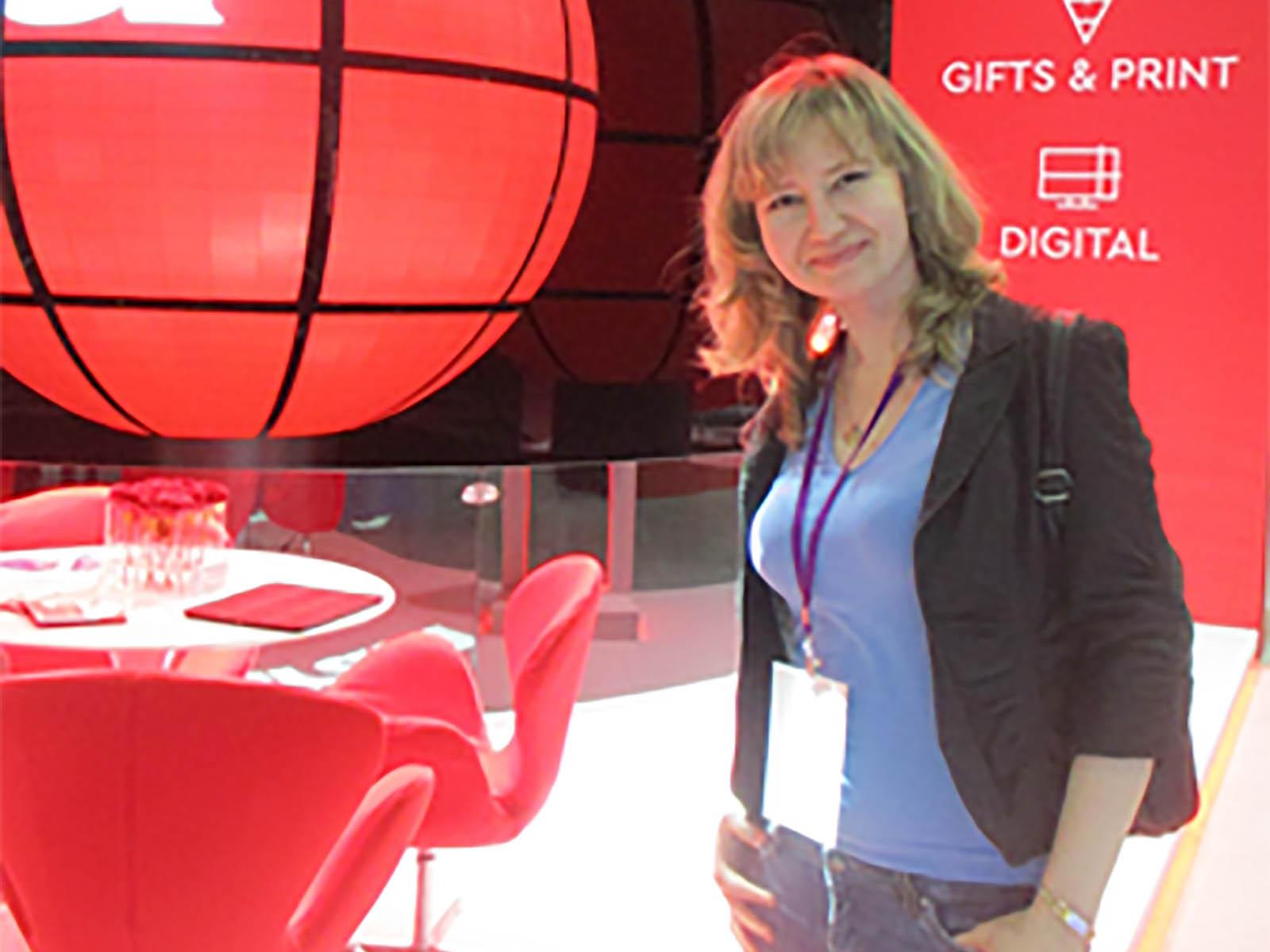 Мария Кокухина  – директор компании PROF-MK. Опыт в юзабилити, интернет-маркетинге и увеличении продаж - 13 лет