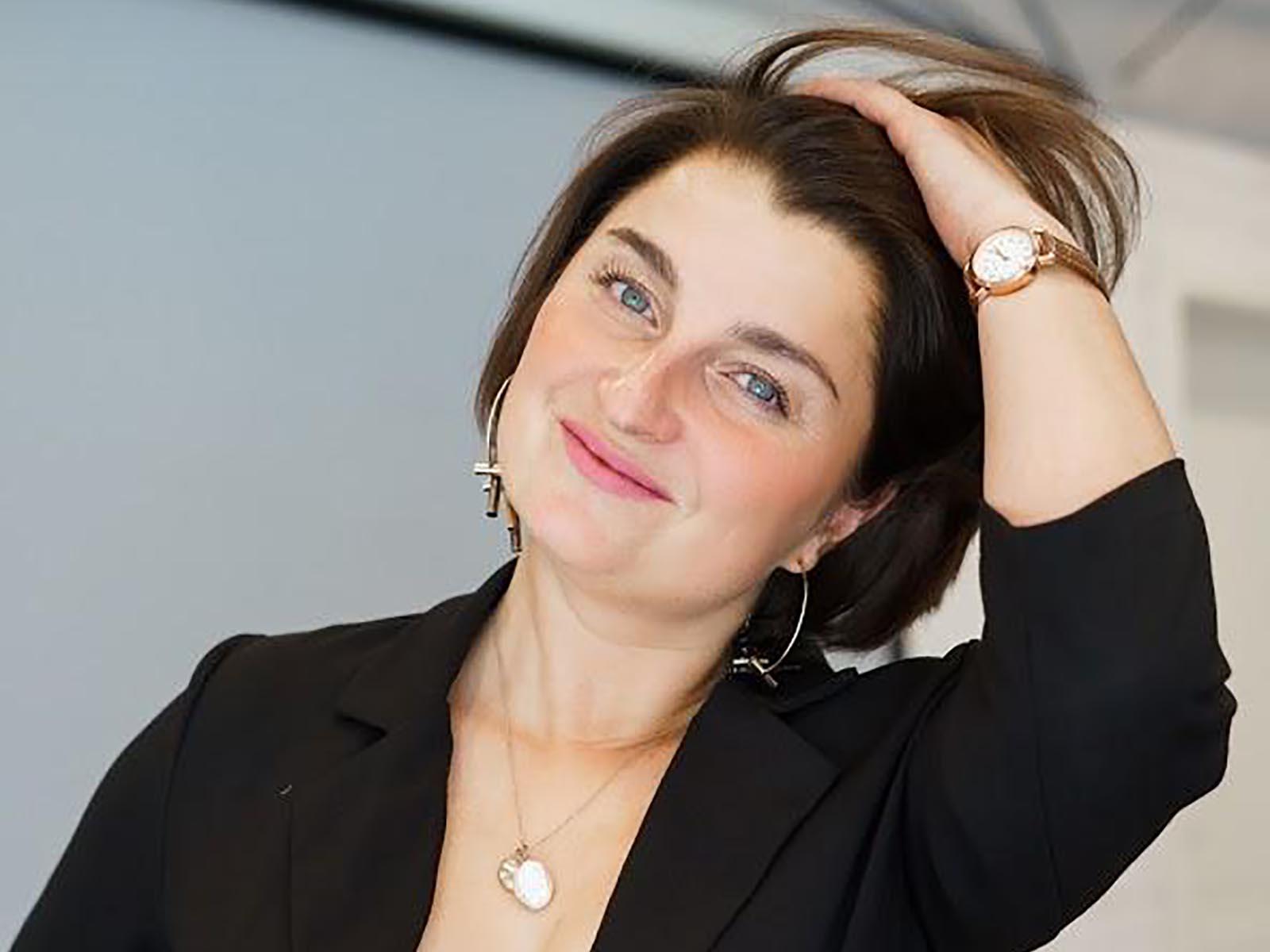 Светлана Леглик - тренер по нетворкингу