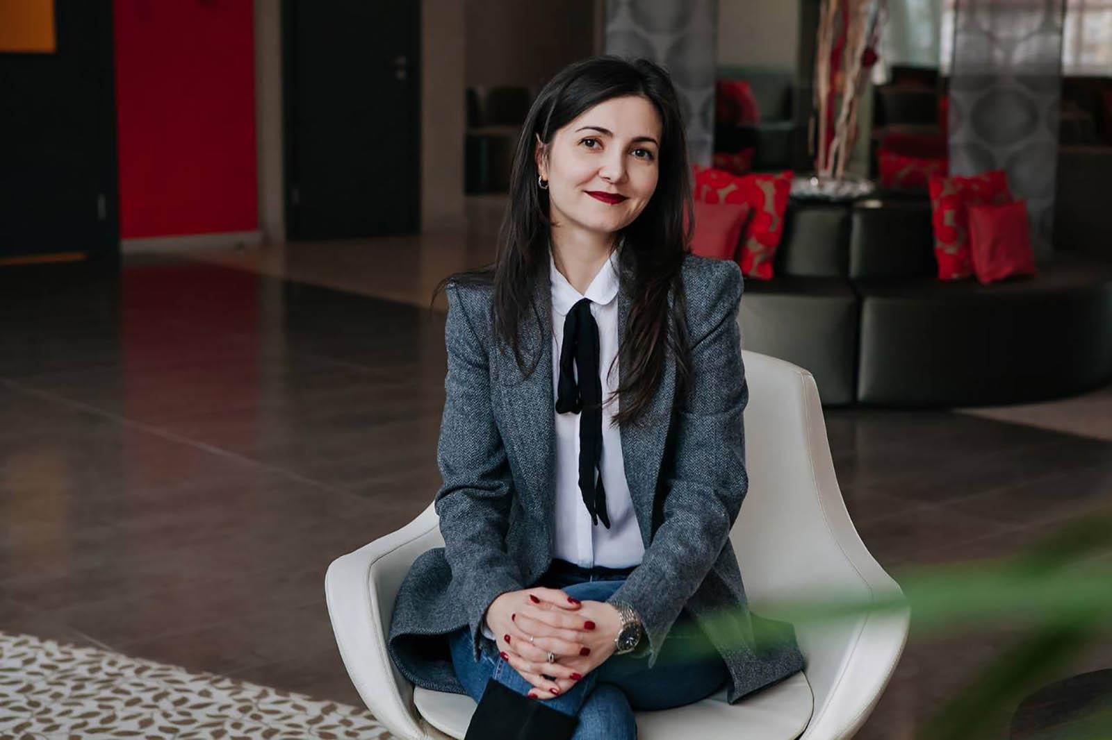 Юлия Михайлычева - эксперт по налогам для малого бизнеса
