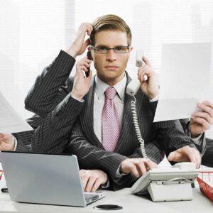 20.09.21г. в 16.00. Бесплатный вебинар: Многорукий руководитель: как все успевать и контролировать?