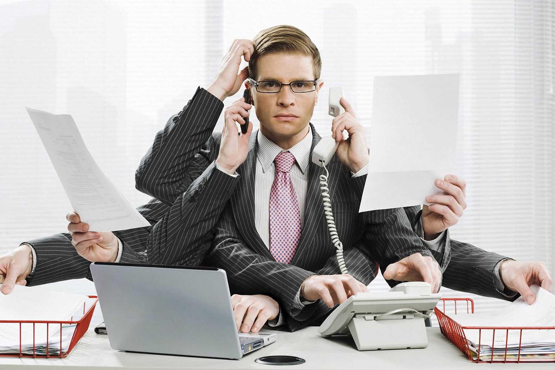 Бесплатный вебинар: Многорукий руководитель: как все успевать и контролировать?
