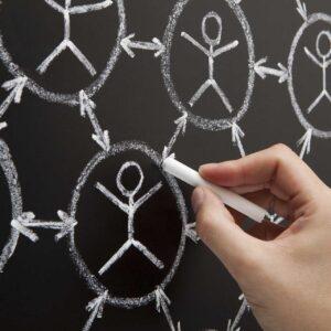 21.09.21г. в 12.00. Вебинар: Нетворкинг — соединяем идеи с ресурсами
