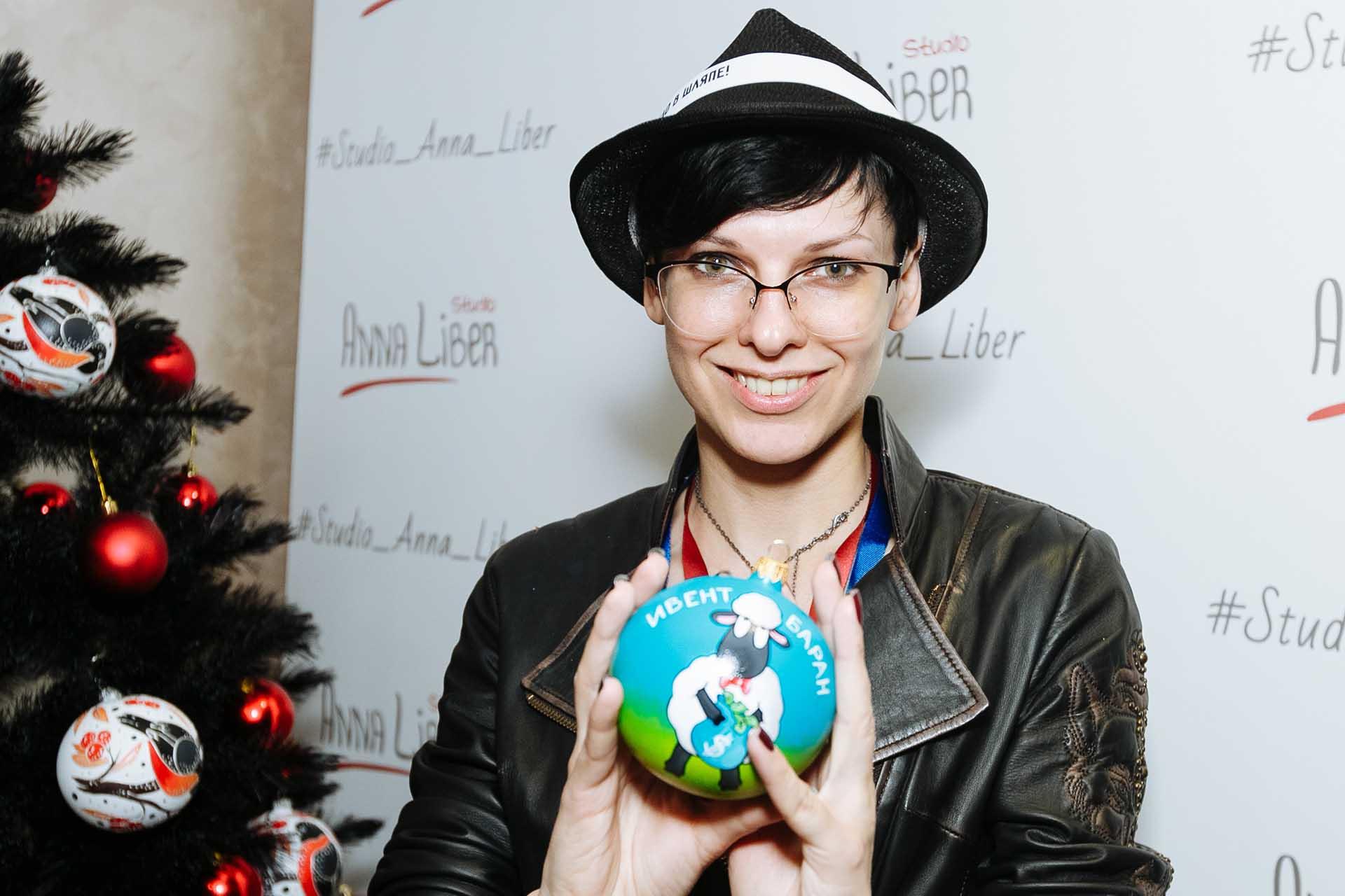 Анна Либер - основатель компании Studio Anna Liber