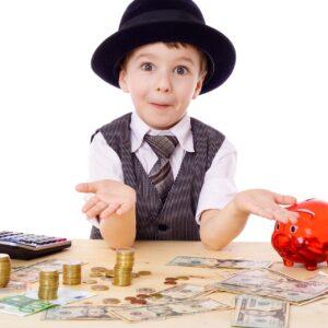 22.10.21г. в 12.00. Вебинар: Дети и финансы. Как разговаривать с ребенком о деньгах?