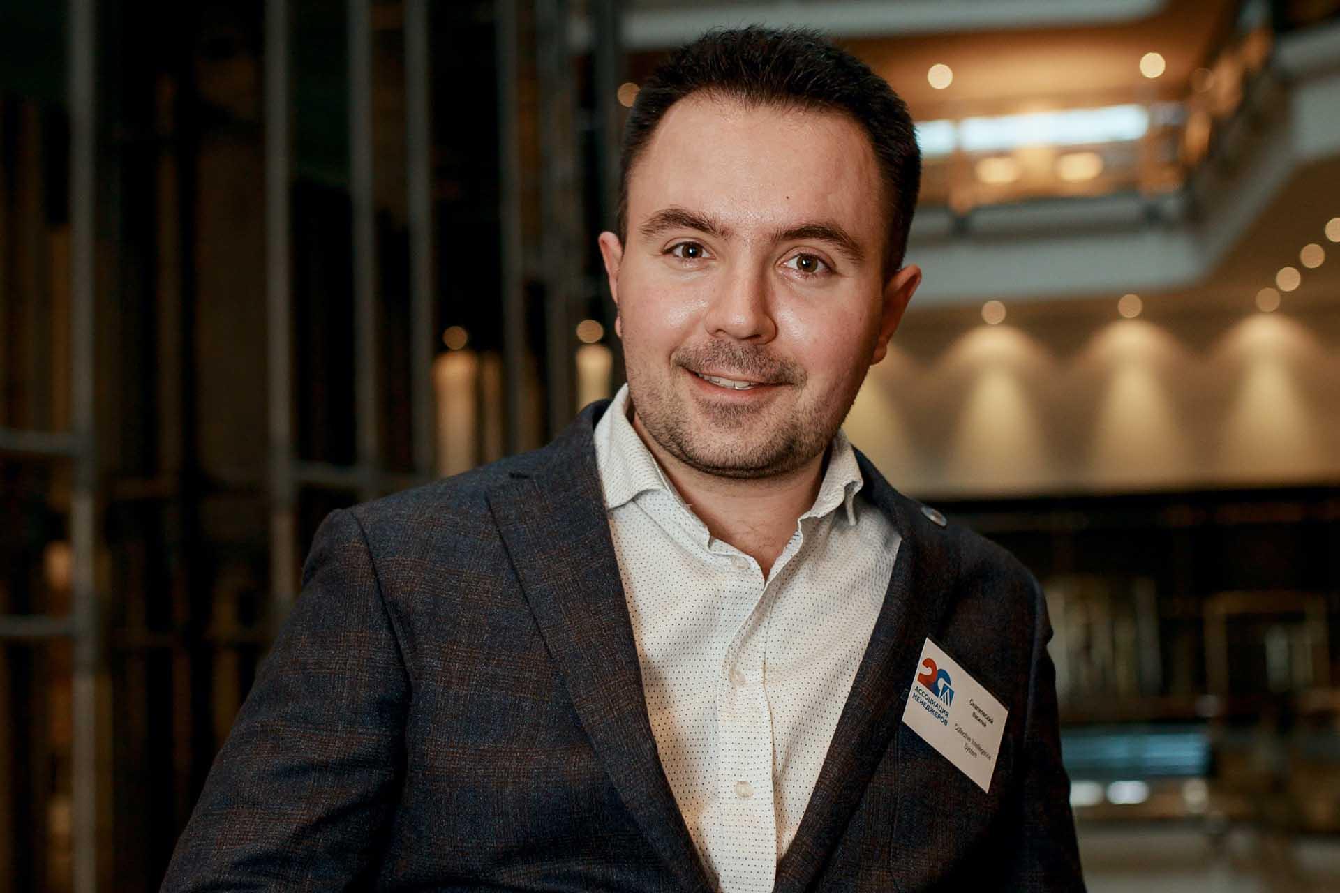 Василий Снапковский - business development в фонде GVA по проекту Forest tech accelerator