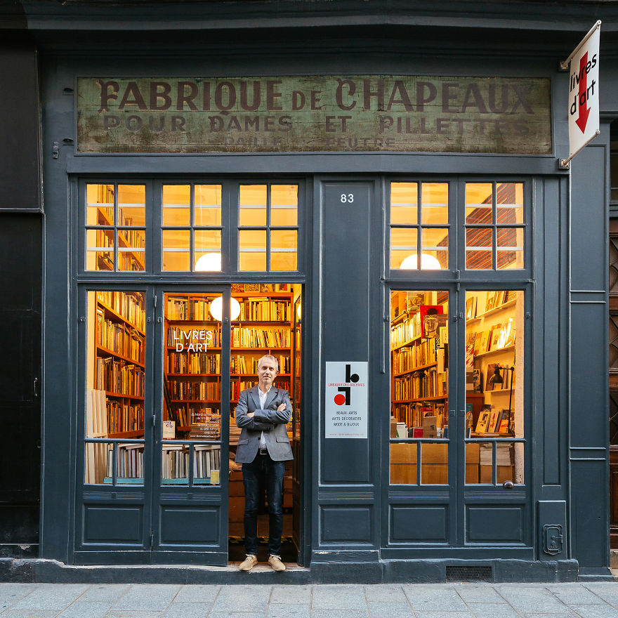 Как правильно оформить витрину магазина? Витрины в Париже (Франция)