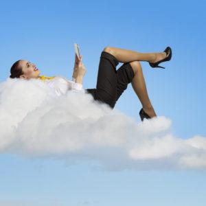 Бизнес-тренд: Бизнес уходит в облака