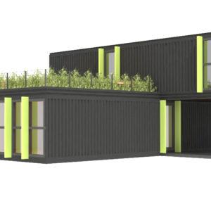 27 февраля 2018 года. Бесплатный вебинар. Модульное строительство: дом из морских контейнеров